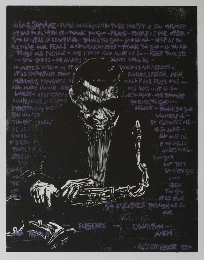 A Love Supreme: Psalm (John Coltrane)