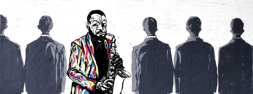 To Whom Who Keeps A Record © 2008 A tribute to Ornette Coleman and To Rene Magritte